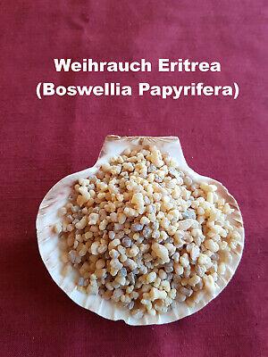 Boswellia papyrifera Weihrauch 20 g aus Eritrea zum räuchern