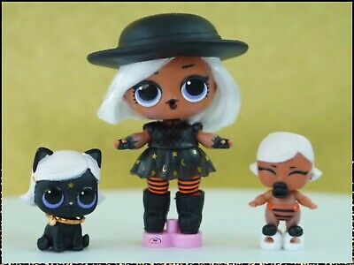 Lol Surprise Doll Hair Goals Makeover Series~ Witchay Babay White Hair