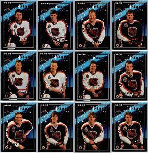 1993-94-STADIUM-CLUB-ALL-STARS-OPC-USA-INSERT-CARDS-PICK-SINGLES-FINISH-SET