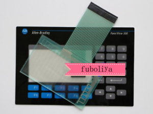 touch panel for Panelview 550 2711-B5A8 2711-B5A8L1 BF Membrane Keypad