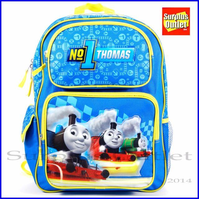 Thomas Backpack Book Bag 16 Large