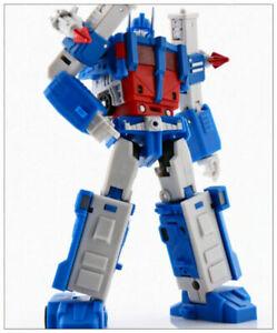 Transformers MS-TOYS MS-B04 Robot Transporter mini Ultra Magnus Action Figure