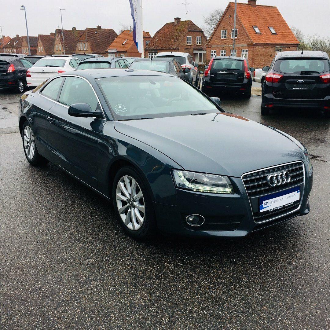 Audi A5 2,0 TFSi 180 Coupé 2d