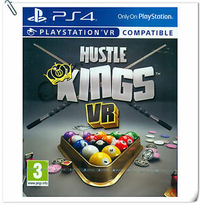 PSVR-Hustle-King-SONY-PLAYSTATION-Shooting-Games-SCE