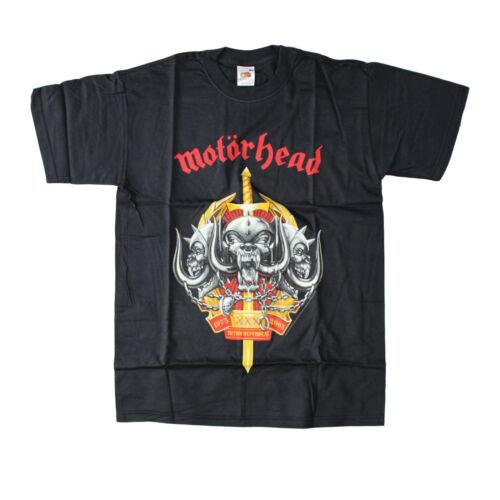 Motorhead 30th Anniversary Sword Unisex New /& OFFICIAL Unisex T-Shirt Small 5F