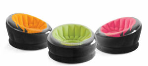 Intex Empire Chair Inflatable Dorm Lounge Seat