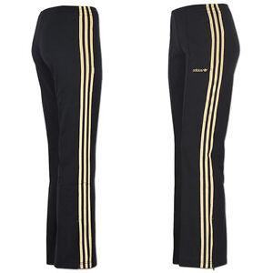 adidas jogginghose gold