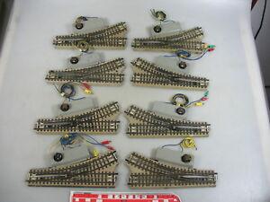 AN636-2-8x-Maerklin-Marklin-H0-00-AC-Bastler-E-Weiche-M-Gleis-f-3600-800