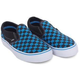 NWT boys size 4 TODDLER Vans Slip-On