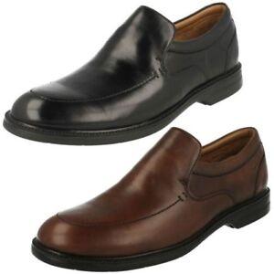 Business-schuhe Herrenschuhe Genial Herren Clarks Formell Slipper Schuhe' Bilton Step ' Letzter Stil