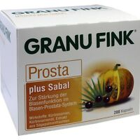 Granufink Prosta Plus Sabal Hartkapseln 200 St Pzn10318128