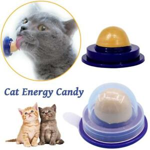 Healthy-Cat-Snack-Catnip-Sugar-Candy-Licking-Solid-Nutrition-Energy-Ball-Toys