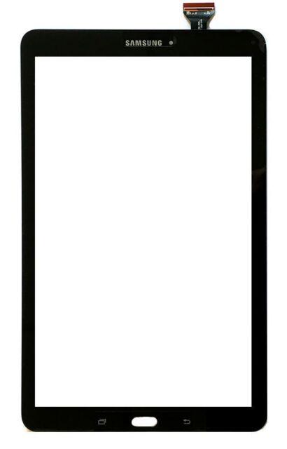 "Pantalla Táctil Digitalizador Negro Vidrio Para Samsung Galaxy Tab Dell 9.6"""