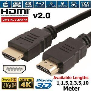 Premium-Hdmi-Cable-Alta-Velocidad-v2-0-Extra-Larga-Plomo-4K-Ultra-HD-3DTV-1080P-2160P2