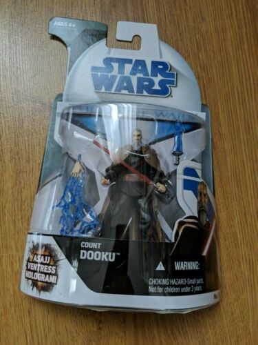 The Clone Wars Action figure with gadget Star Wars