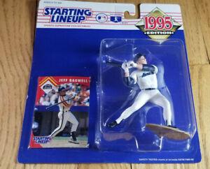 JEFF BAGWELL Houston Astros Kenner Starting Lineup SLU 1995 Action Figure 18