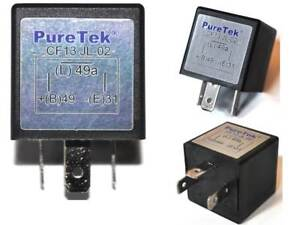 PureTek-CF13-JL-02-3-Pin-LED-Flasher-Relay-Car-Bike-Turn-Signal-Indicator
