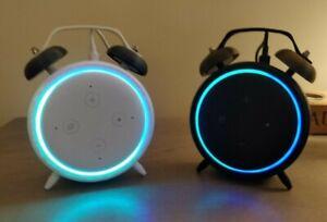 Amazon-Echo-Dot-3rd-Generation-Gen-3-Retro-Alarm-Clock-Stand-Mount