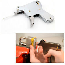 Strong Lock Pick Gun Repair Tool Kit Door Opener Bumps Key Tool Stainless Steel