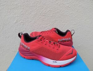97af9367bfa11 Details about HOKA ONE ONE MACH HIBISCUS/ CHERRIES RUNNING SHOES, WOMEN US  7/ EUR 38 2/3 ~NEW