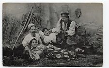 RUSSIE Russia Théme Types russes costumes personnages types d'ukraine