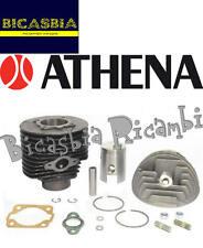 8550 CILINDRO ATHENA DM 57 130 CC GHISA VESPA 50 125 VESPA PK S XL N V RUSH FL