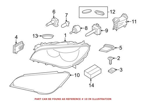 Automotive Car & Truck Parts informafutbol.com For BMW Genuine ...