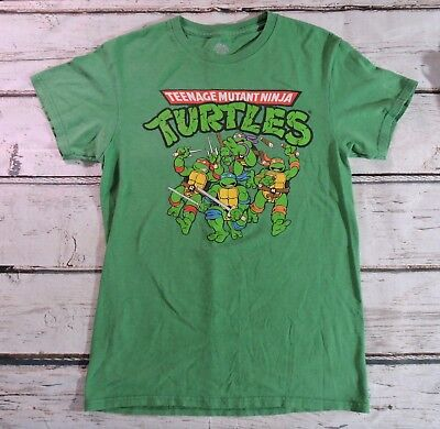 Father/'s Day Dad Teenage Mutant Ninja Turtles TMNT Men/'s T-Shirt Size S-2XL Ly46