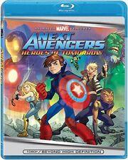 NEXT AVENGERS : HEROES OF TOMORROW (Marvel) -  Blu Ray - Sealed Region free