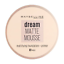 thumbnail 2 - MAYBELLINE Dream Matte Mousse Mattifying Foundation and Primer SPF15 *ALL SHADES