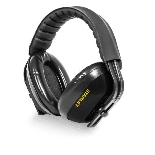 Stanley Ohrenschützer Herren Unisex Sicherheit Fixiert Kopfband Ppe