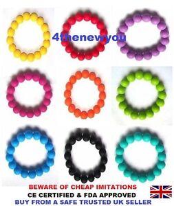 Chewy Bracelet Chewelry Autisme Tdah Biting Sensorielle Chew Enfant Dentition Jouet-afficher Le Titre D'origine