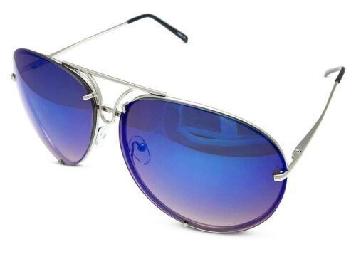 Aviator Super Poshe Gradient Lens Twirl Metal Design Frames Women Sunglasses