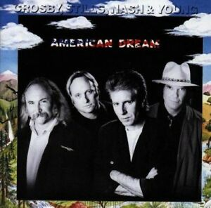 Crosby-Stills-Nash-amp-Young-The-American-Dream-NEW-CD