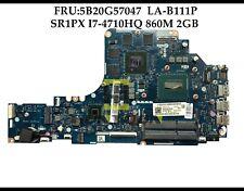 5B20H33018 For Lenovo B50-80 80EW motherboard w// i7-5500 2G  LA-B091P REV 3.0