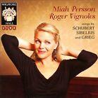 Songs of Schubert, Sibelius & Grieg (CD, Jun-2012, Wigmore Hall Live)