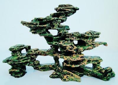Underwater Rock Formation Aquarium Fish Tank / Tropical / Ornament RO-2231