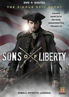 NEW - Sons Of Liberty [DVD + Digital]