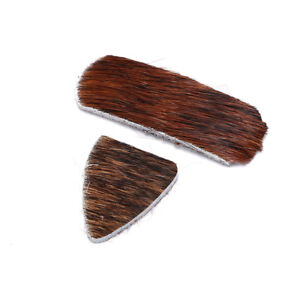 1set-combo-Leather-Arrow-Rest-Traditional-Recurve-Bow-Longbow-Arrow-Rest-BC