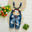 26-style-Kids-Baby-Boys-Girls-Overalls-Denim-Pants-Cartoon-Jeans-Casual-Jumpers thumbnail 13