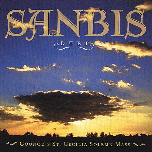 Sanbis - Gounod's St Cecilia Solemn Mass [New CD]