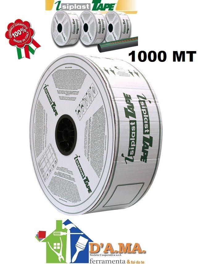 Tubo Manichetta Ala Gocciolante Irrigazione S10 10.6LT H 1000MT ISIPLAST IRRITEC