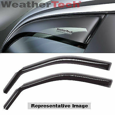 80514 WeatherTech Side Window Deflectors for BMW 7-Series 2009-2015