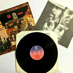 REAL-THING-4-from-8-1977-UK-Disco-Funk-Vinyl-LP-Children-Of-The-Ghetto