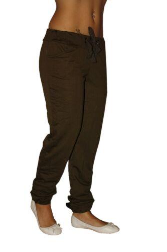 M pantaloni pantaloni jogging 36 L S pantaloni di tessuto 38 Tempo libero pantaloni estate Lang 40
