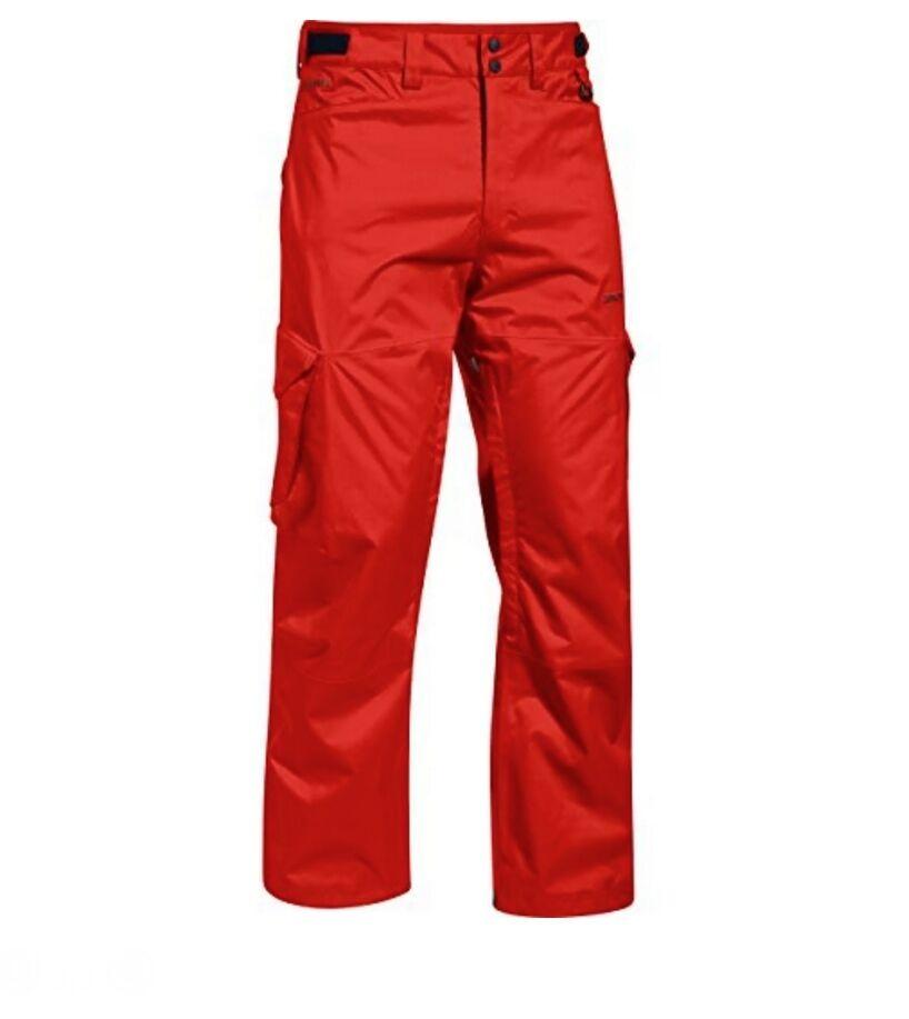 azufre Recordar Acompañar  Under Armour 1262592 826 UA Storm Snocone SNOWBOARD SKI Pants Men's Size  2XL for sale online