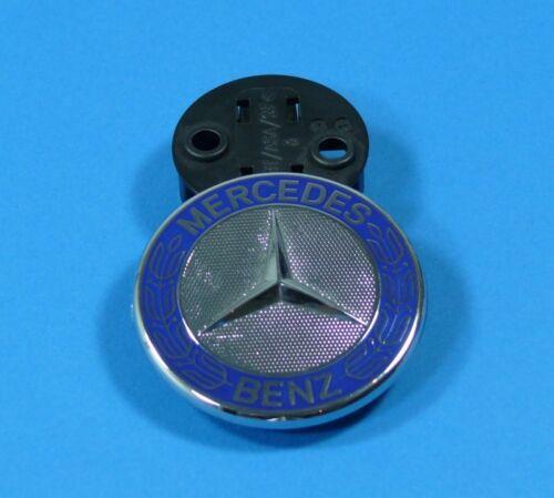 Mercedes Hauben Emblem inkl Halterung für Mercedes W208//W209//W210//W211