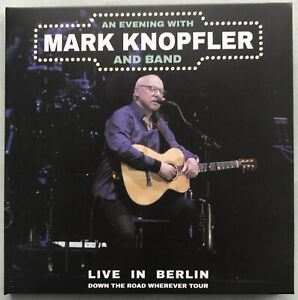 MARK-KNOPFLER-Live-in-Berlin-2019-Down-the-Road-Wherever-Tour-Tour-2CD-set-NEW