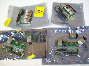 4 PCS ALPHA DATA XRM-OPT REV.2  I//O MODULE BOARD FREE SHIPPING