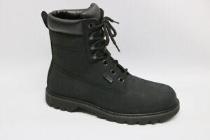 Damen-Schuhe-Esprit-Boot-Schwarz-Groesse-41-ungetragen